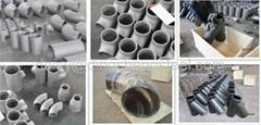 ASTM A182 F5/F5a/F9/F11/F12/F22/F91 Pipe fittings