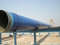 spiral steel pipe with X-RAY