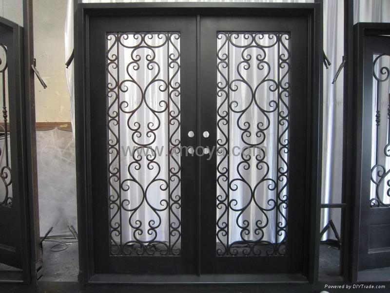 American Style interior iron door designs - OYA-2002 - OYA (China) - Other Doors - Door Products