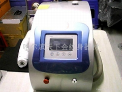 洗纹身激光机