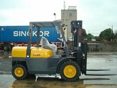 Diesel Forklift(4.5ton)