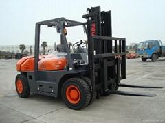 Diesel Forklift(6ton)