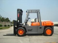Diesel Forklift(8ton)
