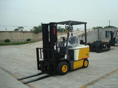 Electric Forklift(2,5ton)AC Motor