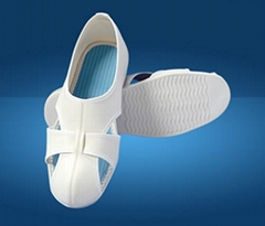 PVC Outsole PVC Upper ESD Light Shoe