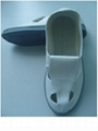 PVC Outsole  Conductive  Shoe /booties 1