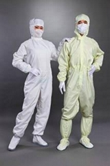 cleanroom garments/ jumpsuit
