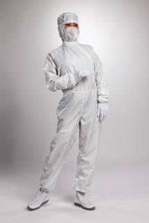 cleanroom garments/ jumpsuit 2
