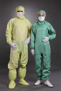 cleanroom garments/ jumpsuit 3