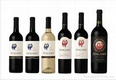智利ATACAMA葡萄酒招商