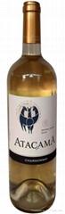 智利ATACAMA霞多麗干白葡萄酒