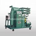 single vacuum insulating oil purifier 2