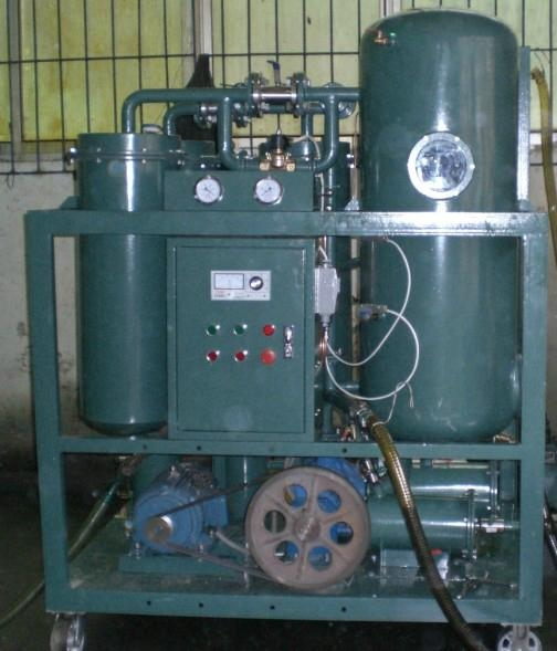 Turbine Oil Purifier 4