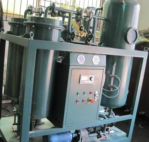 Turbine Oil Purifier 5