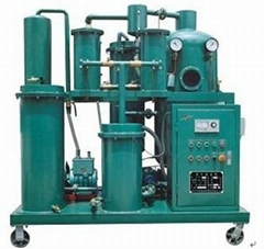 Lubricating oil purifier