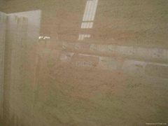 Brown Egyptian Imperial marble tiles and slabs