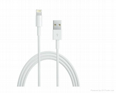 8pin to USB 2.0 data charger for Iphone5 cable