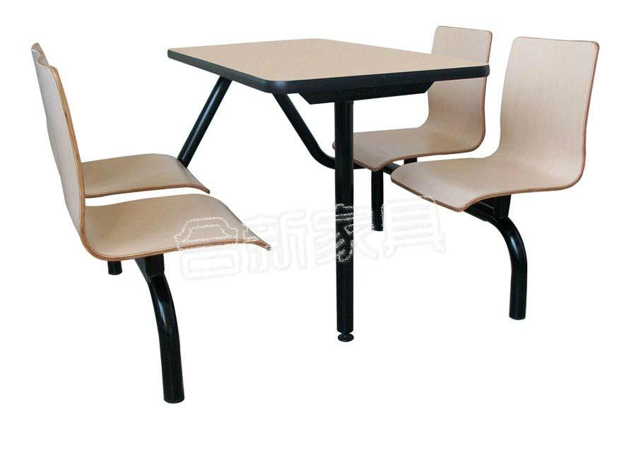肯德基餐桌椅 1