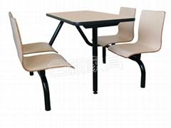 肯德基餐桌椅
