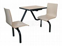 真功夫餐桌椅