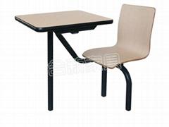 必胜客餐桌椅