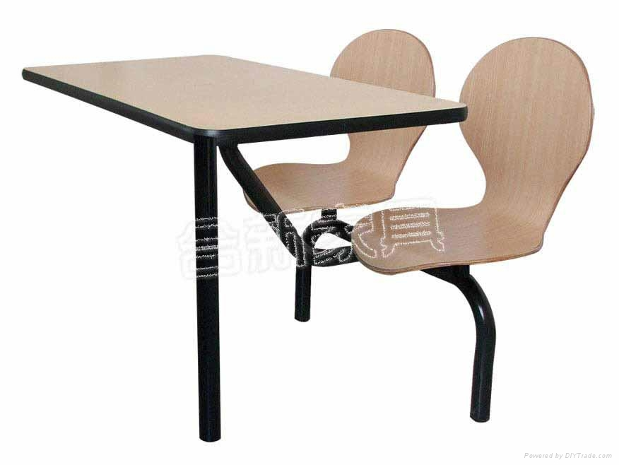 餐廳快餐桌椅 1