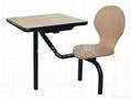 防火板餐桌椅