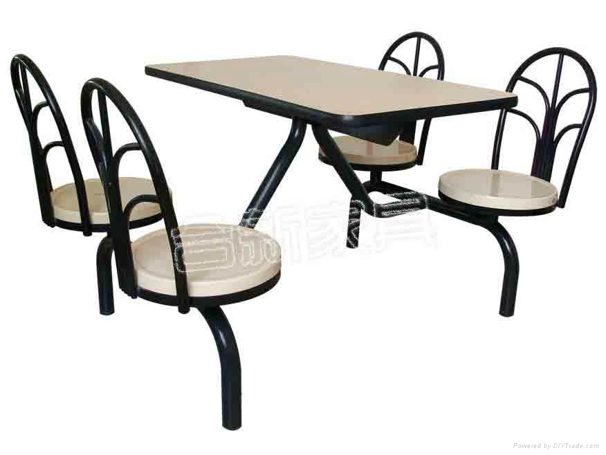 四人位餐桌椅 1