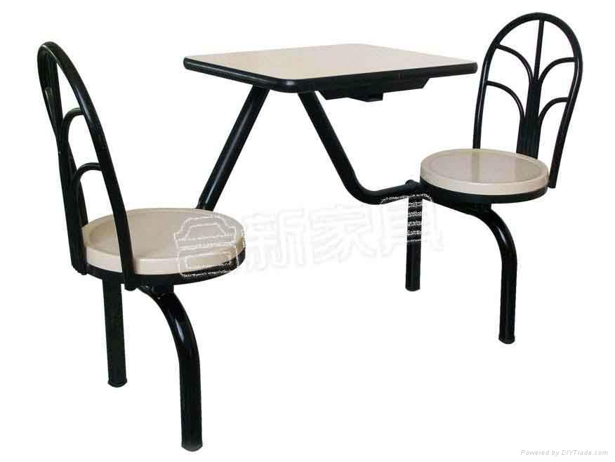 兩人快餐桌椅 1