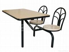 簡約餐廳桌椅