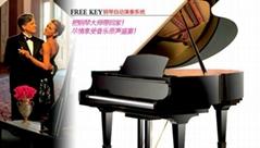 FK-600钢琴自动演奏系统