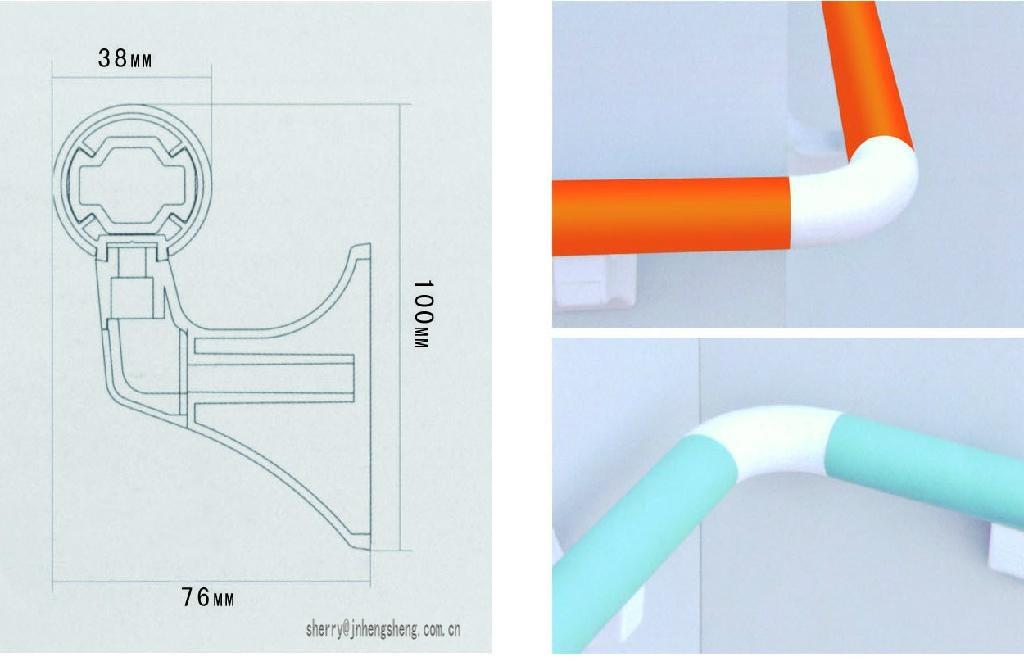 medical handrails - HS-638 - HS (China Manufacturer) - Other ...