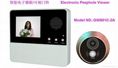 2.8 inch Digital Door Viewer Peephole(GW601C-2A)