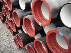 DN300 Ductile iron pipe ISO2531 & EN545