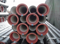 DN350 ductile iron pipe as ISO2531 & EN545
