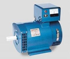 AC synchronous brush alternator dynamo 50Hz motor