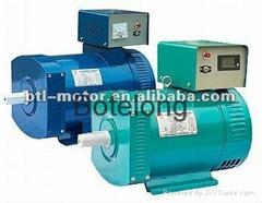 20KW ac synchronous brush alternator dynamo 50Hz generator head