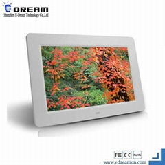 10inch digital photo frame with full function