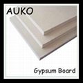 8mm paper faced gypsum board manufactures