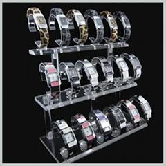 Acrylic Holder Customized Clear Acrylic Watch Display