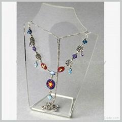 OEM Design Acrylic Jewellery Display, Mini Acrylic Box, Fashion Acrylic Chair