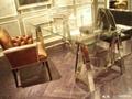 不锈钢酒店客房家具 2