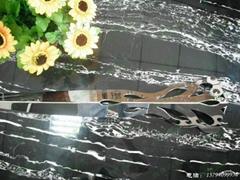 不鏽鋼餐桌花腳