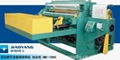 Welded mesh making machine