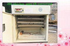 Full Automatic Egg Incubator Machine YZITE-5( CE Approved)
