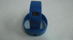 硅膠寬帶手錶