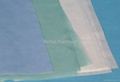SMS Nonwoven wrapping material 45gsm/60gsm white/blue/green