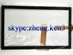 15.6/18.5/21.5Inch 16:9 project capacitive touch screen