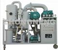 Transformer oil regeneration system