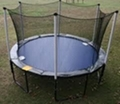 Trampoline Pro Shop Announces New Range of Trampolines